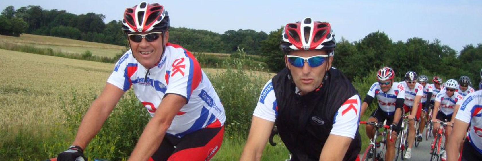 Cykelinstruktører