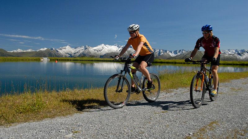 Cykelrejser til Østrig