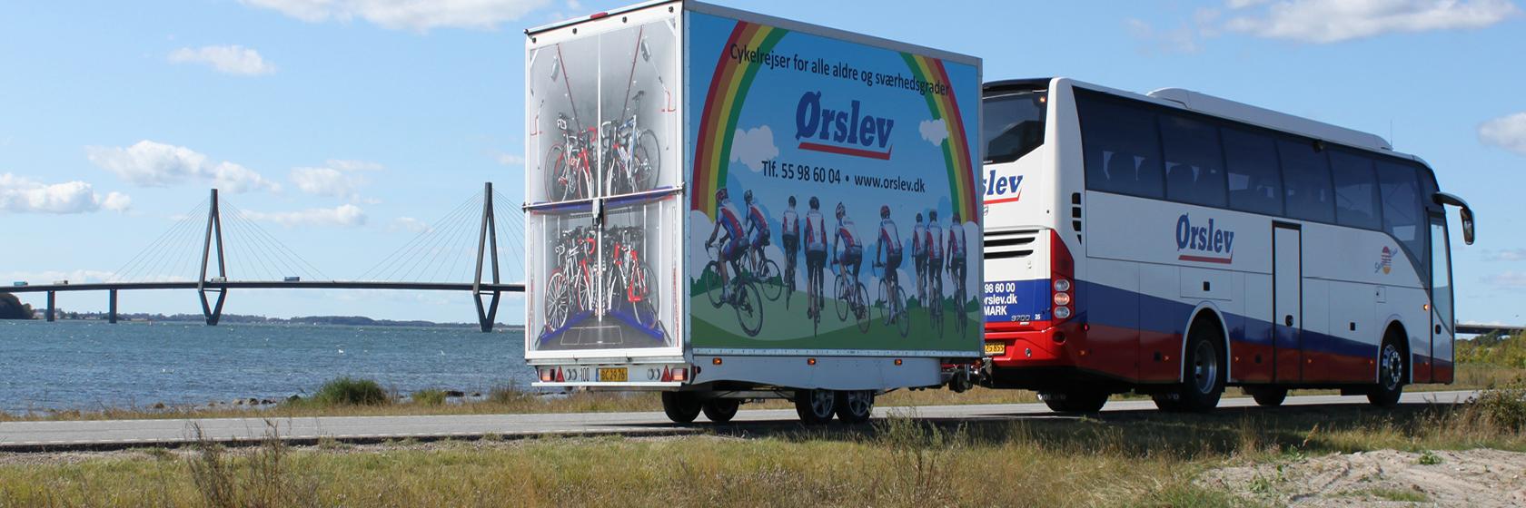 Bikeliner cykeltrailer