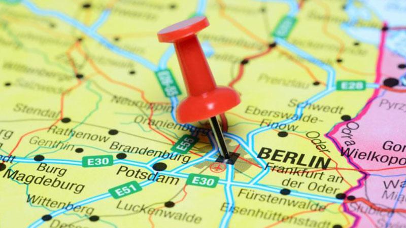 Jylland - Berlin